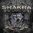 Shakra - 33 - the Best of - Double CD - New