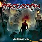 Obsession - Carnival of Lies (Re-Issue) - CD - New