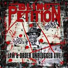 Blind Petition - Law & Order Unplugged (Cd+dvd) - Double CD - New