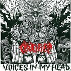Crucifier, - Voices In My Head - CD - New