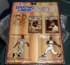 1989 Starting Lineup Baseball Greats Roberto Clemente and Willie Stargell Figure