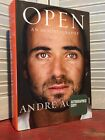 SIGNED OPEN An Autobiography by Andre Agassi 2009 Hardcover