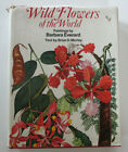WILD FLOWERS OF THE WORLD 1970 Hardcover book paintings Everard Morley