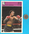 Sugar Ray Leonard Boxing Cards and Autographed Memorabilia Guide 18