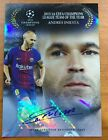 2017-18 Topps Chrome UEFA Champions League Soccer Cards 51