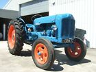 fordson major tractor 1952 petrol tvo