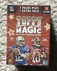 2012 Topps Magic Football Blaster Box look for Luck and Wilson RC