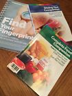 Lot Of 3 Weight Watchers Books Complete Food  Dining Out Companion Books