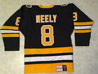 Mitchell Ness NHL Boston Bruins Cam Neely Black Authentic Jersey Size 36 S $300