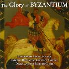 The Glory Of Byzantium [Audio CD] Lycourgos Angelopoulos and Divna Ljubojevic