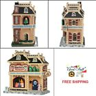 Lemax Village Collection Lighted Building Darla's Dolls XMAS Tabletop Decor Gift