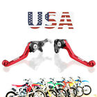 MZS Pivot Brake Clutch Levers for Honda CR80R/85R CR125R CRF150R CRF450R CRF250X