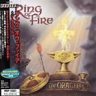 RING OF FIRE The Oracle + 1  CD Yngwie Malmsteen MoggWay Steve Vai Adagio