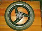 DUCATI oem  REAR WHEEL & TIRE  750 900 1000   MONSTER  SS   17MM AXLE