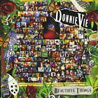 DONNIE VIE BEAUTIFUL THINGS WITH BONUS TRACK 2019 JAPAN CD