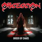 OBSESSION Order Of Chaos + 1 JAPAN CD +Tracking number