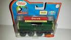 Thomas & Friends Wooden Trains DEREK  Leaning Curve 2+ LC99038 Boys & Girls 2006