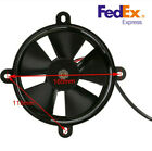 Motorcycle Bike Engine Oil Water Cooling Electric Radiator Thermal Fan US Stock