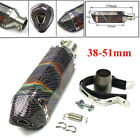 Motorcycle Exhaust Muffler Pipe Cross country Motorbike 38 51mm Modified Parts