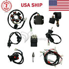 Electrics Wire Magneto Stator Wiring Harness GY6 125cc 150cc ATV Quad GO Kart US