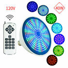 120v Color Changing Replacement Swimming SPA Pool Lights Bulb LED PAR56 Light