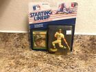 JOSE CANSECO - Kenner Starting Lineup SLU 1989 Action Figure & Card Oakland A's