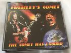 KISS - ACE FREHLEY FREHLEY'S COMET THE COMET HAS LANDED LIVE CD