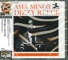 DIZZY REECE Asia Minor CD 6 Track Remastered Reissue, Does Not Include The Obi
