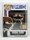 Funko Pop + Protector! Westworld #491 - Young Ford (SDCC Exclusive)