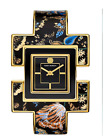 TORY BURCH Women's Bangle Floral Stainless Steel Bangle Bracelet Watch TBW5002