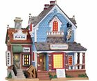 Lemax Village Collection ROBIN'S ANTIQUE SHOP #85705 Porcelain Lighted Building