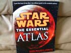 Star Wars The Essential Atlas Signed by Wallace Fry Reiff  Trevas
