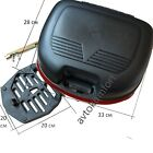 Small Helmets Motorcycle Top Back Box Luggage Storage Motorbike Moped Universal