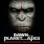 Dawn Of The Planet Of The Apes Michael Giacchino cd.