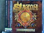 SAXON-Into The Labyrinth-2009 CD Japan