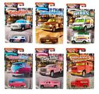 Matchbox 2019 Candy Series Complete Set of 6 1 64 Diecast Model Cars GHH31 956A