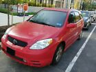 2003 Toyota Matrix XRS 2003 below $2000 dollars