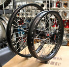 KTM WHEELS KTM450 EXC MXC XC XCR SET OEM RIMS FASTER USA HUBS NEW MADE IN USA
