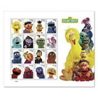 US STAMP 2019 Sesame Street Pane of 16 Stamps 1 MINT NEVER HINGEDFRESH