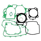 Engine Cylinder Top End Head Crankcase Cover Gasket Kit for Honda CRF450F 07 08