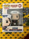 Funko pop stranger things steve 803 Box Is In Very Good excellent Condition