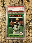 1975 Topps #29 Dave Parker Pittsburgh Pirates PSA