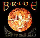 BRIDE Best Of Bride End Of Age CD 10 Track (TOD5310)  214 Records 1991