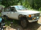 1986 Toyota 4Runner  1986 below $800 dollars