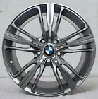 Set of 4 Wheels 18 inch Gunmetal Rims fits 5x120 ET30 BMW 5 SERIES F10 2011 18