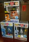 FUNKO POP! Animation Care Bears Lot of 3 Bears (All exclusive or limited)