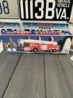 1995 SUNOCO Collector's Edition Aerial Tower Fire Truck 2nd In Series 1:35