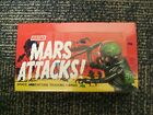 MARS ATTACKS HERITAGE SEALED HOBBY BOX