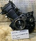 1991-2008 Honda CB250 Nighthawk motor, no electrics or engine covers, 8k miles