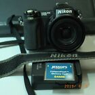 Nikon Coolpix 5700 bridge Camera With Accessories Tested Working